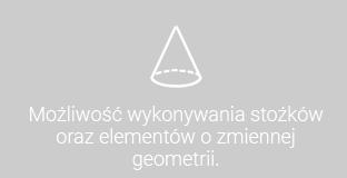 Walcowanie - zmienna geometria